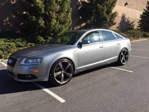 2008 Audi A6 for sale at PRIME AUTO CENTER in Palm Springs FL
