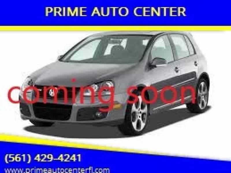 2009 Volkswagen GTI for sale at PRIME AUTO CENTER in Palm Springs FL