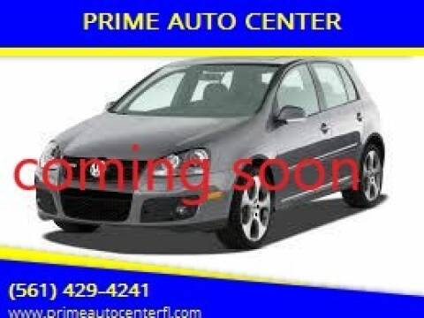 2009 Volkswagen GTI for sale at PRIME AUTO CENTER in Palm Springs FL