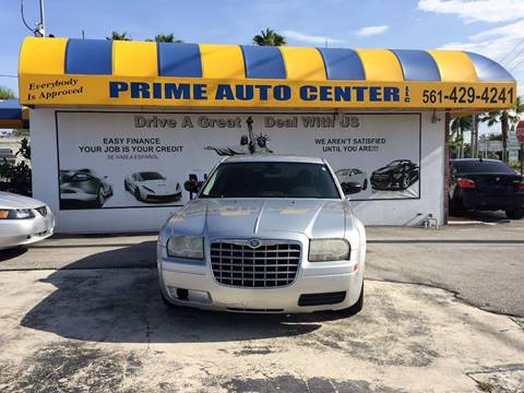 2005 Chrysler 300 for sale at PRIME AUTO CENTER in Palm Springs FL