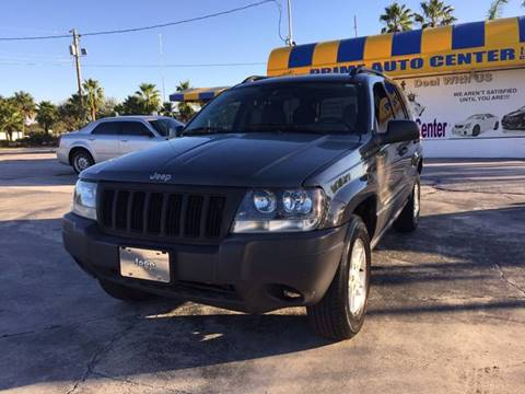 2004 Jeep Grand Cherokee for sale at PRIME AUTO CENTER in Palm Springs FL