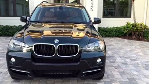 2008 BMW X5 for sale at PRIME AUTO CENTER in Palm Springs FL
