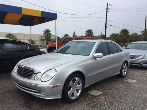 2004 Mercedes-Benz E-Class for sale in Palm Springs, FL