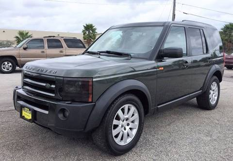 2005 Land Rover LR3 for sale at PRIME AUTO CENTER in Palm Springs FL