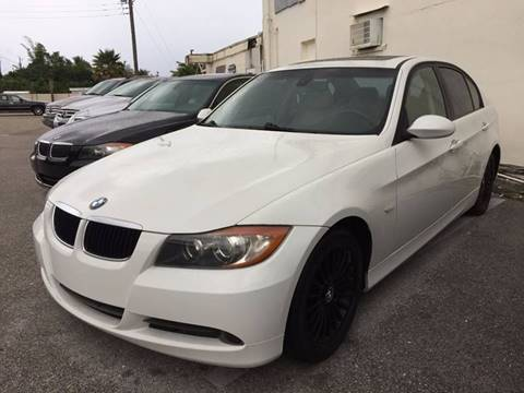 2006 BMW 3 Series for sale at PRIME AUTO CENTER in Palm Springs FL
