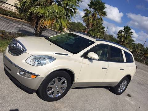 2008 Buick Enclave for sale at PRIME AUTO CENTER in Palm Springs FL