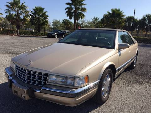 1996 Cadillac Seville for sale at PRIME AUTO CENTER in Palm Springs FL