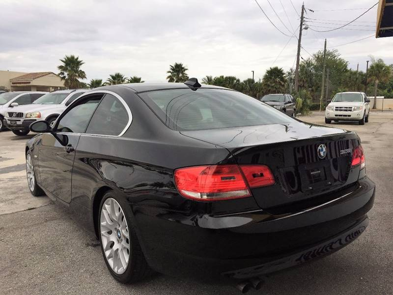2007 Bmw 3 Series 328i 2dr Coupe In Palm Springs FL