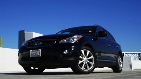 2011 Infiniti EX35 for sale in San Jose, CA