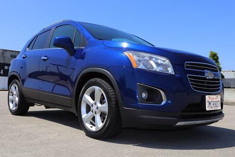 2015 Chevrolet Trax for sale at La Familia Auto Sales in San Jose CA