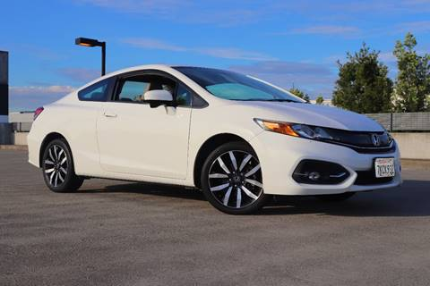 2015 Honda Civic for sale at La Familia Auto Sales in San Jose CA