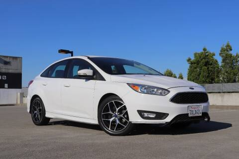 2016 Ford Focus for sale at La Familia Auto Sales in San Jose CA