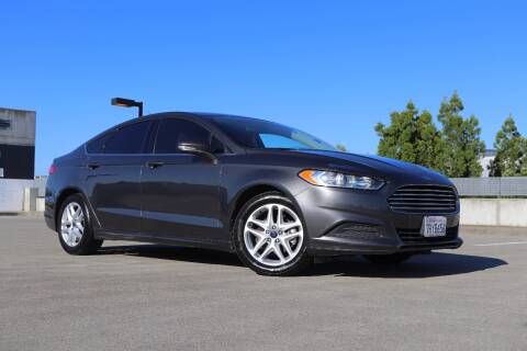 2016 Ford Fusion for sale at La Familia Auto Sales in San Jose CA