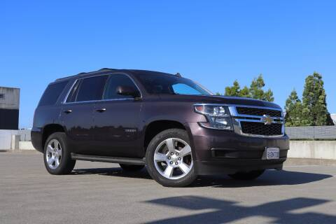 2015 Chevrolet Tahoe for sale at La Familia Auto Sales in San Jose CA