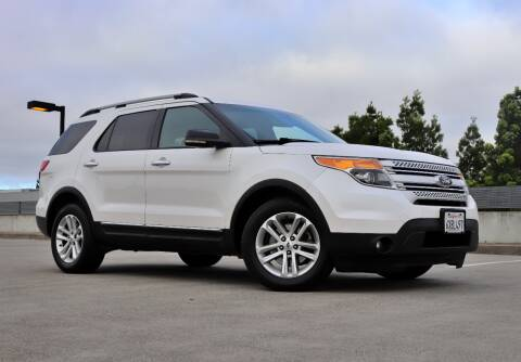 2013 Ford Explorer for sale at La Familia Auto Sales in San Jose CA