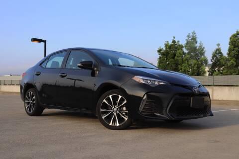 2019 Toyota Corolla for sale at La Familia Auto Sales in San Jose CA