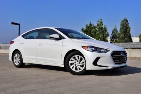 2018 Hyundai Elantra for sale at La Familia Auto Sales in San Jose CA