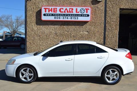 2009 Pontiac G6 for sale in Amarillo, TX