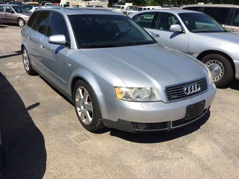 2003 Audi A4 for sale at AFFORDABLY PRICED CARS LLC in Mountain Home ID
