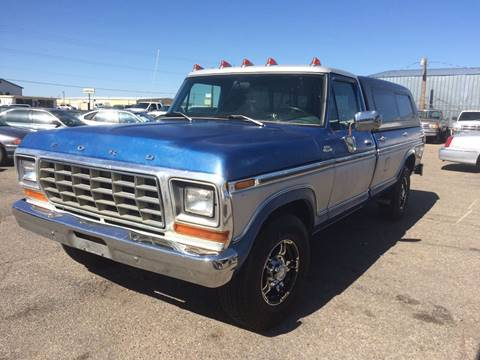 1979 Ford F-350 for sale in Mountain Home, ID