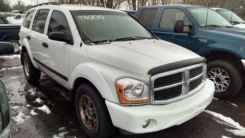 2006 Dodge Durango for sale at AFFORDABLY PRICED CARS LLC in Mountain Home ID