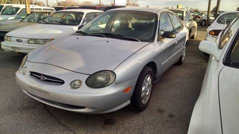 1999 Ford Taurus for sale at AFFORDABLY PRICED CARS LLC in Mountain Home ID
