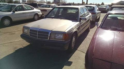1993 Mercedes-Benz 190-Class for sale in Mountain Home, ID
