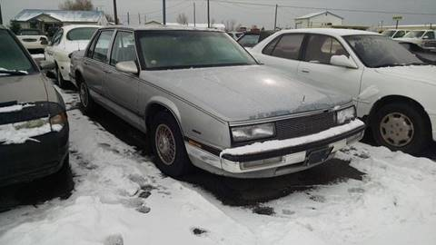 1988 Buick LeSabre for sale at AFFORDABLY PRICED CARS LLC in Mountain Home ID