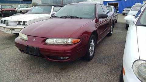 2003 Oldsmobile Alero for sale at AFFORDABLY PRICED CARS LLC in Mountain Home ID