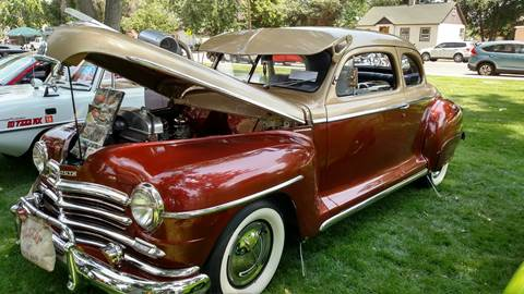 1948 Plymouth Special Deluxe for sale in Mountain Home, ID