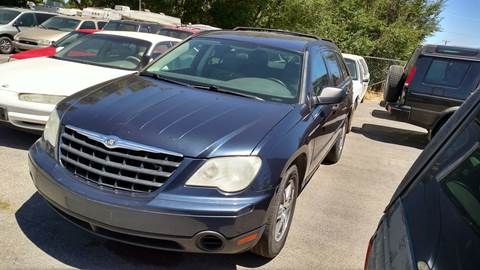 2007 Chrysler Pacifica for sale at AFFORDABLY PRICED CARS LLC in Mountain Home ID