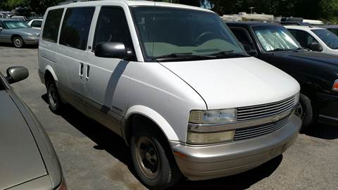2002 Chevrolet Astro for sale in Mountain Home, ID