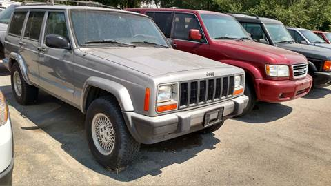 2001 Jeep Cherokee for sale in Mountain Home, ID