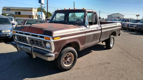 1977 Ford F-150 for sale in Mountain Home, ID