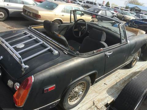 1976 MG Midget for sale in Mountain Home, ID