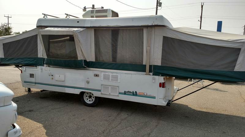 1997 Fleetwood Coleman Sun Ridge In Mountain Home ID - AFFORDABLY