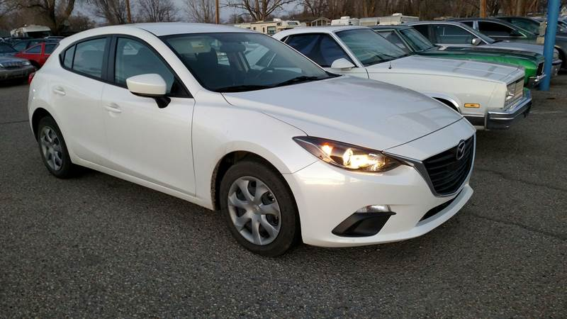2014 Mazda Mazda3 I Sport 4dr Hatchback 6a In Mountain Home Id