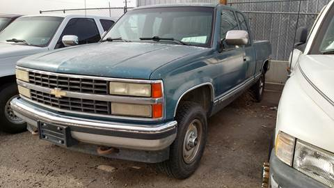 1990 Chevrolet C/K 2500 Series for sale in Mountain Home, ID
