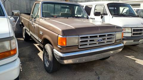 1988 Ford F-150 for sale in Mountain Home, ID