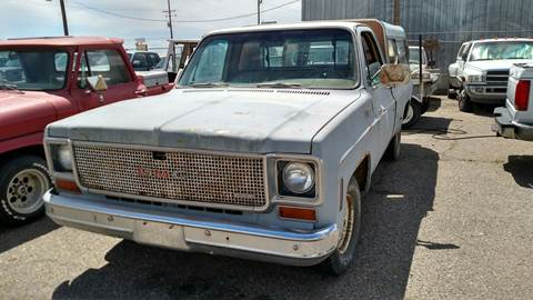 1974 GMC C/K 1500 Series for sale in Mountain Home, ID