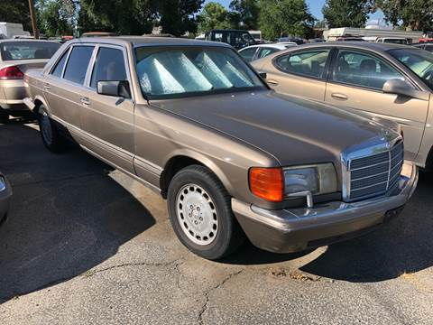 1988 Mercedes-Benz 420-Class for sale in Mountain Home, ID