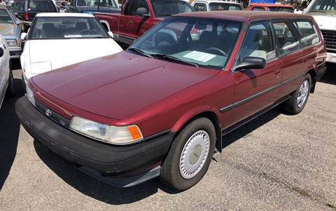 1990 Toyota Camry for sale in Mountain Home, ID