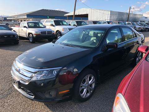 2012 Ford Fusion for sale in Mountain Home, ID