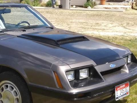 1985 Ford Mustang for sale in Mountain Home, ID