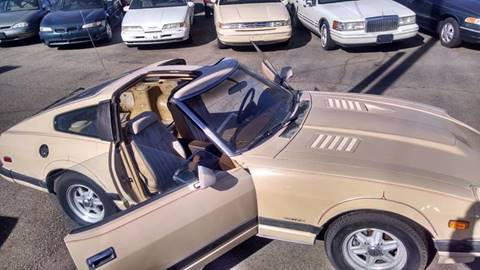 1982 Datsun 280ZX for sale at AFFORDABLY PRICED CARS LLC in Mountain Home ID