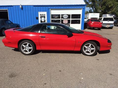 1996 Chevrolet Camaro for sale at AFFORDABLY PRICED CARS LLC in Mountain Home ID
