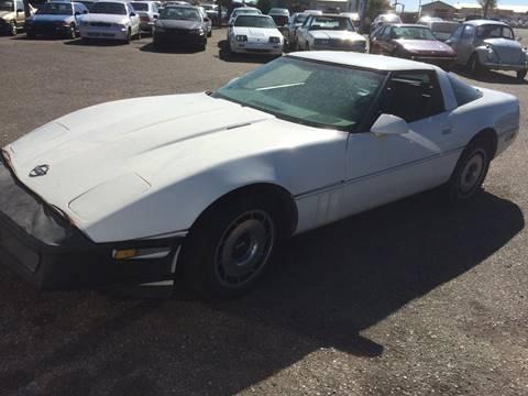 1984 Chevrolet Corvette for sale in Mountain Home, ID