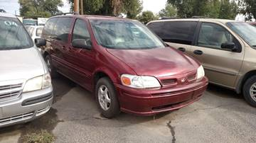 2000 Oldsmobile Silhouette for sale at AFFORDABLY PRICED CARS LLC in Mountain Home ID