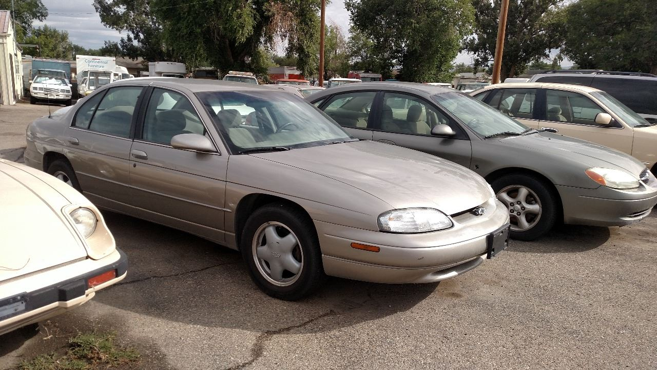 1999 Chevrolet Lumina for sale at AFFORDABLY PRICED CARS LLC in Mountain Home ID