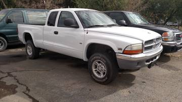 1998 Dodge Dakota for sale at AFFORDABLY PRICED CARS LLC in Mountain Home ID